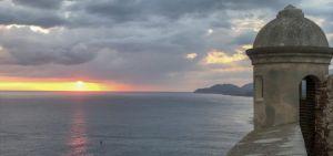 Sunset_at_Castle_Of_San_Pedro_De_La_Roca_Santiago_De_Cuba
