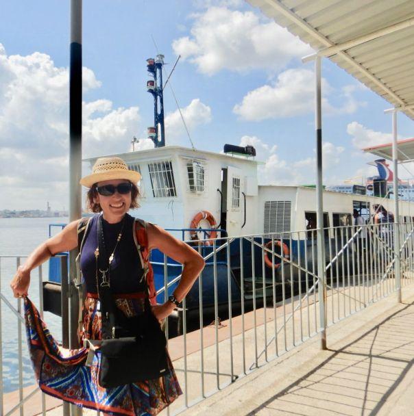 Author_Heidi_Siefkas_Havana_Ferry_In_Casablanca_Cuba