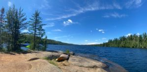Boundary_Waters_Canoe_Area_Campsite_Winchell_Lake_Minnesota