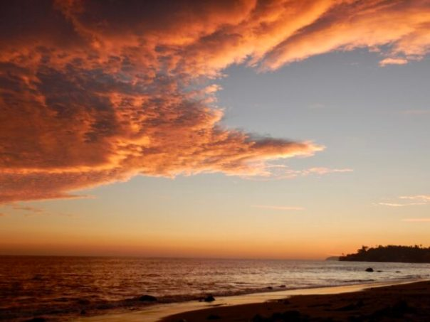 Sunset_Malibu_California