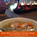 Best Slow Cooker Chicken Soup {ever in the history of the world}   Heidi St. John