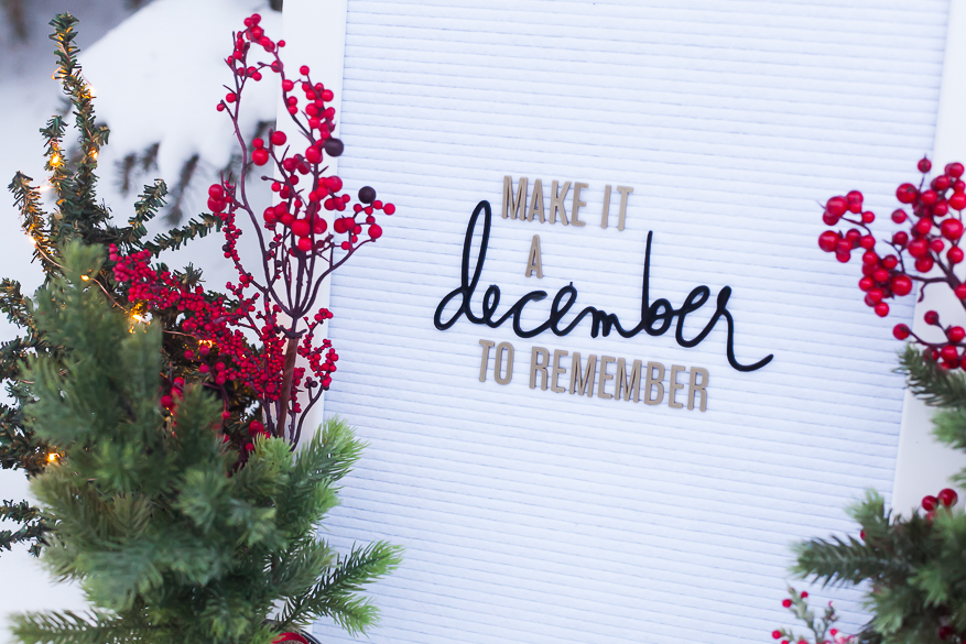 Make It a December to Remember  Heidi Swapp