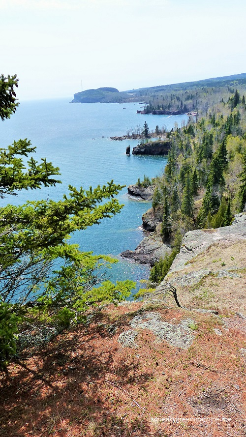 minnesota's north shore from tettegouche state park