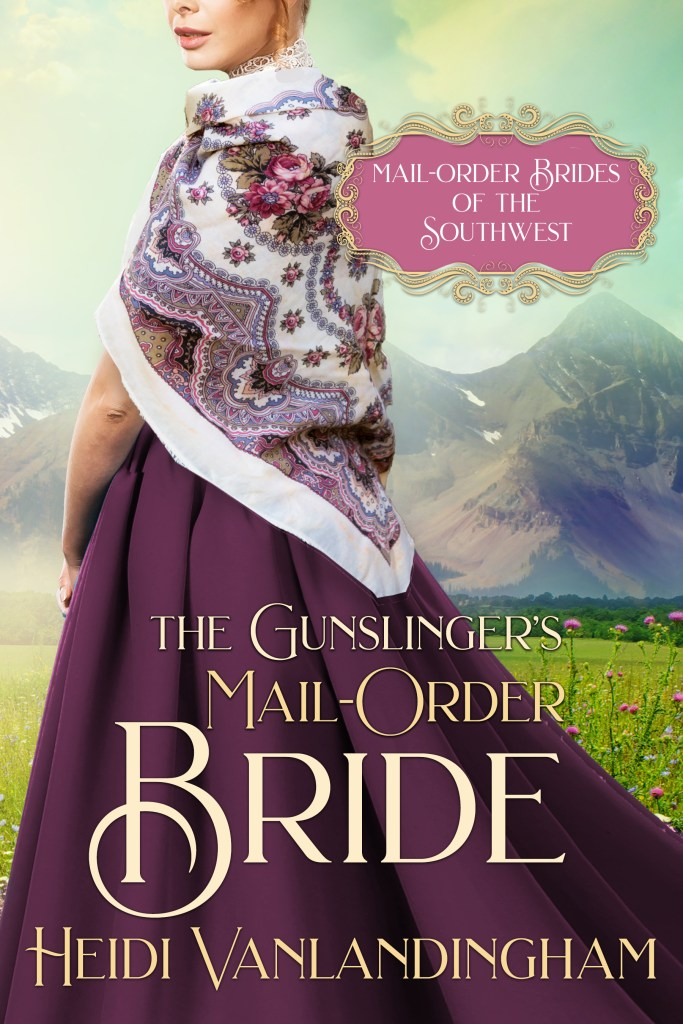 Book Cover: The Gunslinger's Mail-Order Bride