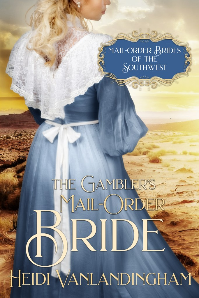 Book Cover: The Gambler's Mail-Order Bride