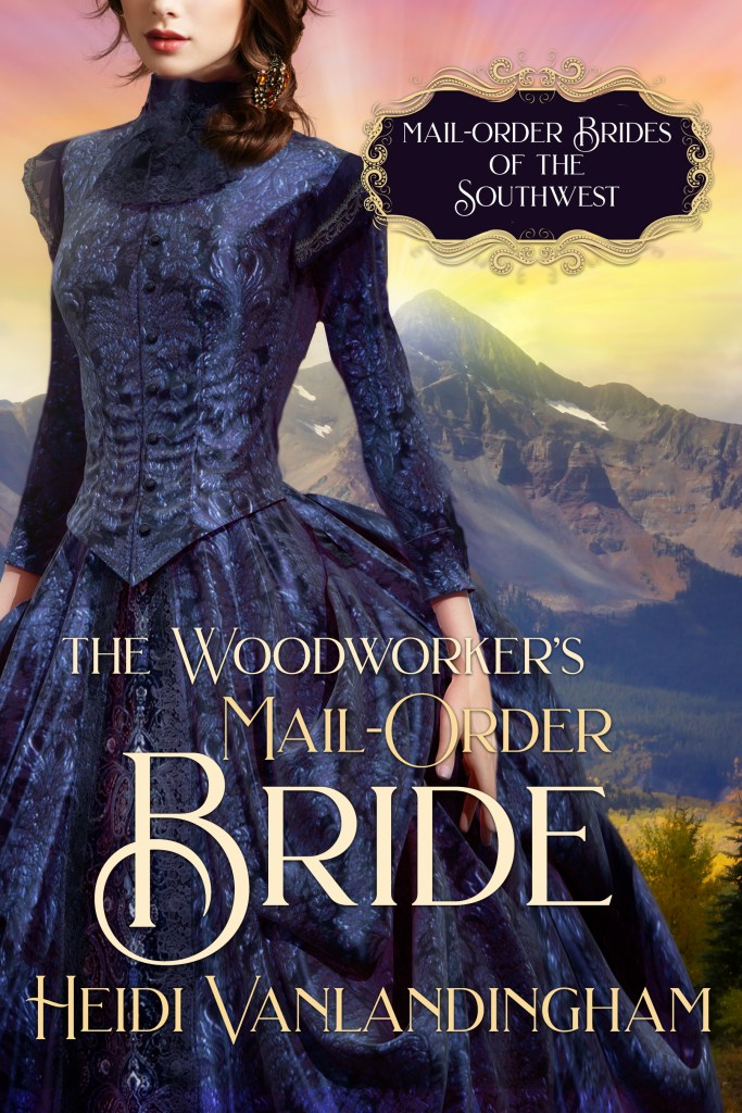 Book Cover: The Woodworker's Mail-Order Bride