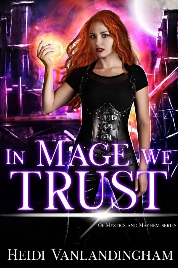 Book Cover: In Mage We Trust