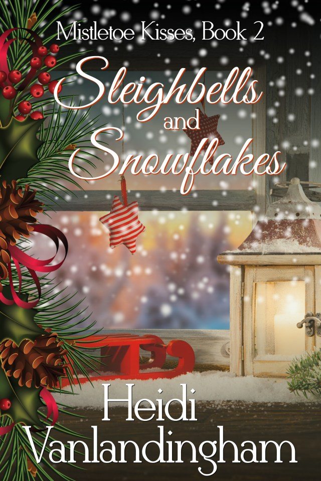 Book Cover: Sleighbells and Snowflakes
