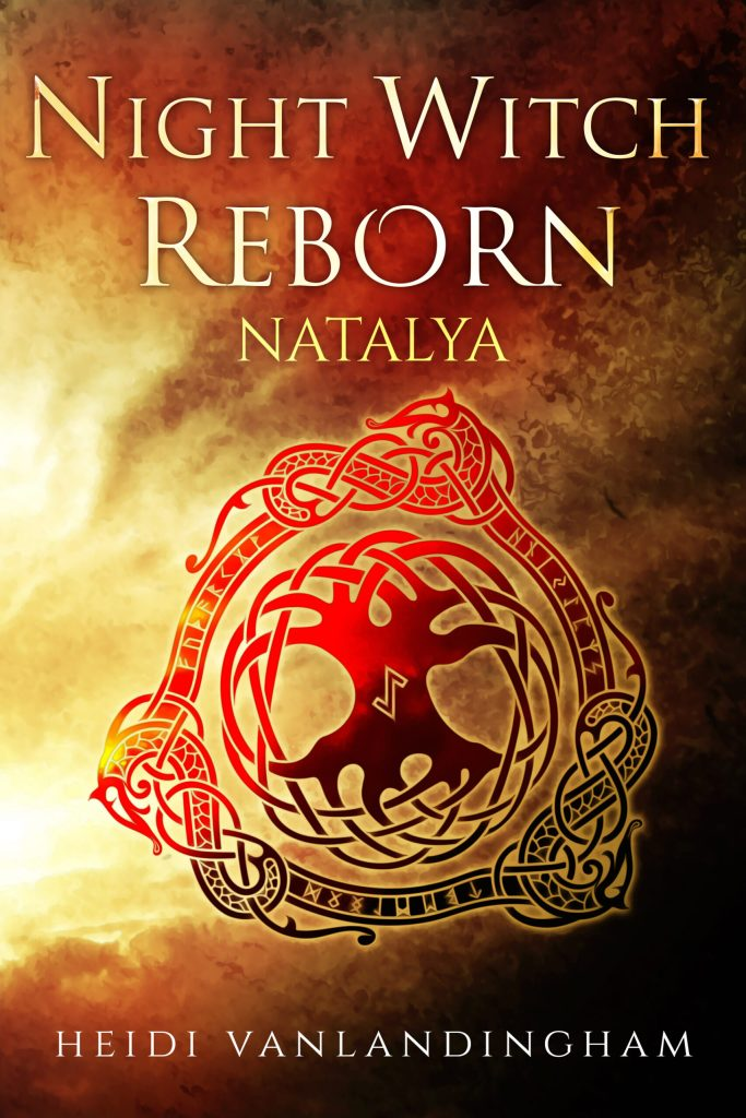 Night Witch Reborn Cover