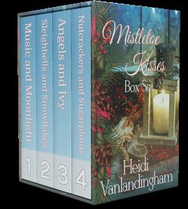Mistletoe Kisses box set cover