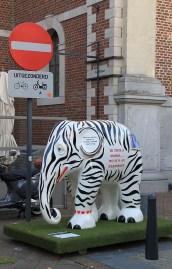 """Der verwirrende: Kein Zebra - """"Spirit"""" von Philippe Lebeau"""