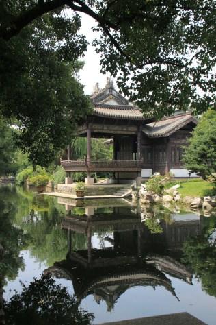 Ein Häuschen im Yuehu Park