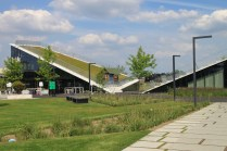 moderne Architektur trifft Bauernhof
