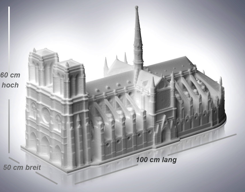 Architekur Modelle, NRW, 3D Druck für Architekten, Köln