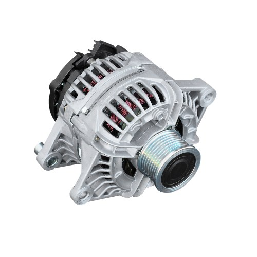 small resolution of dodge cummins one wire alternator with decoupler pulley