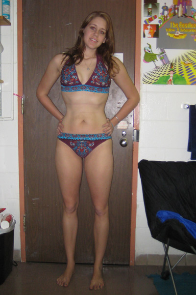 photographic height weight chart 6 1 quot 160 lbs bmi 21