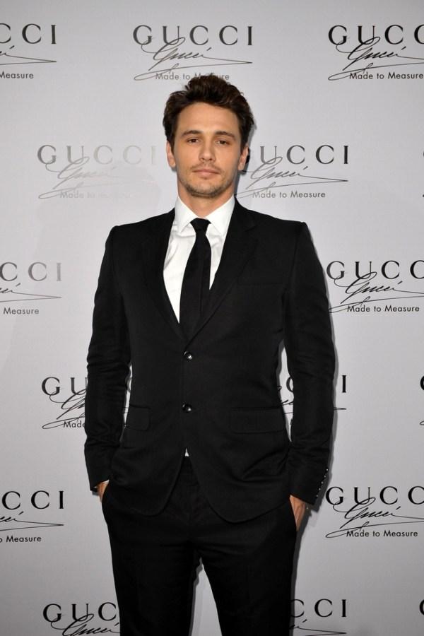 James Franco Suit