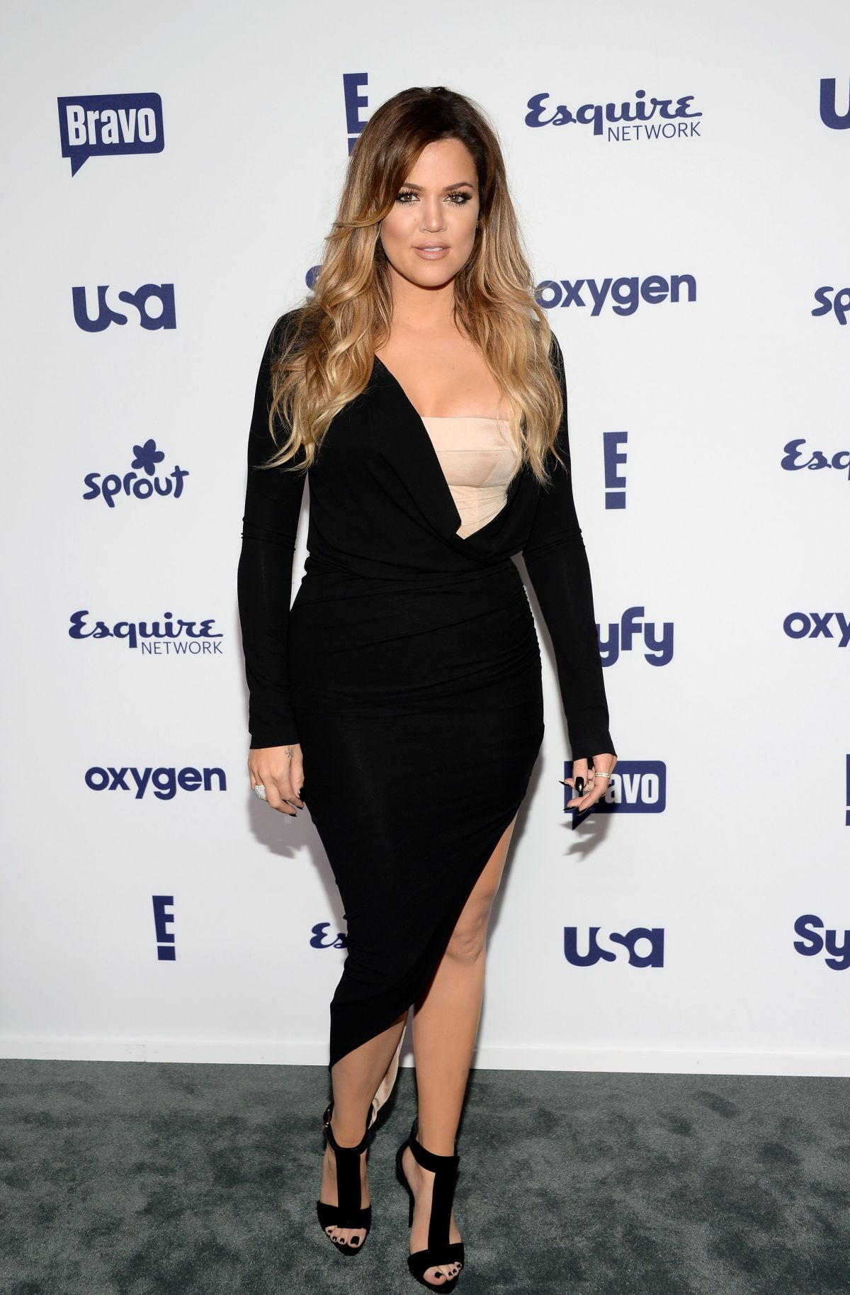 Khloe Kardashian Height and Weight Measurements