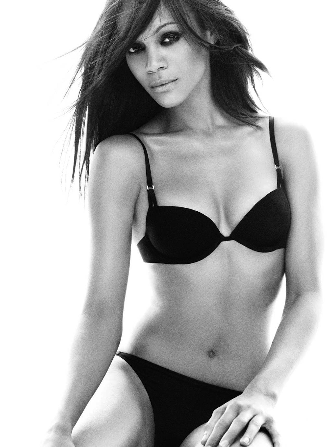 Sharapova Hd Wallpaper Sexy Zoe Saldana Height And Weights
