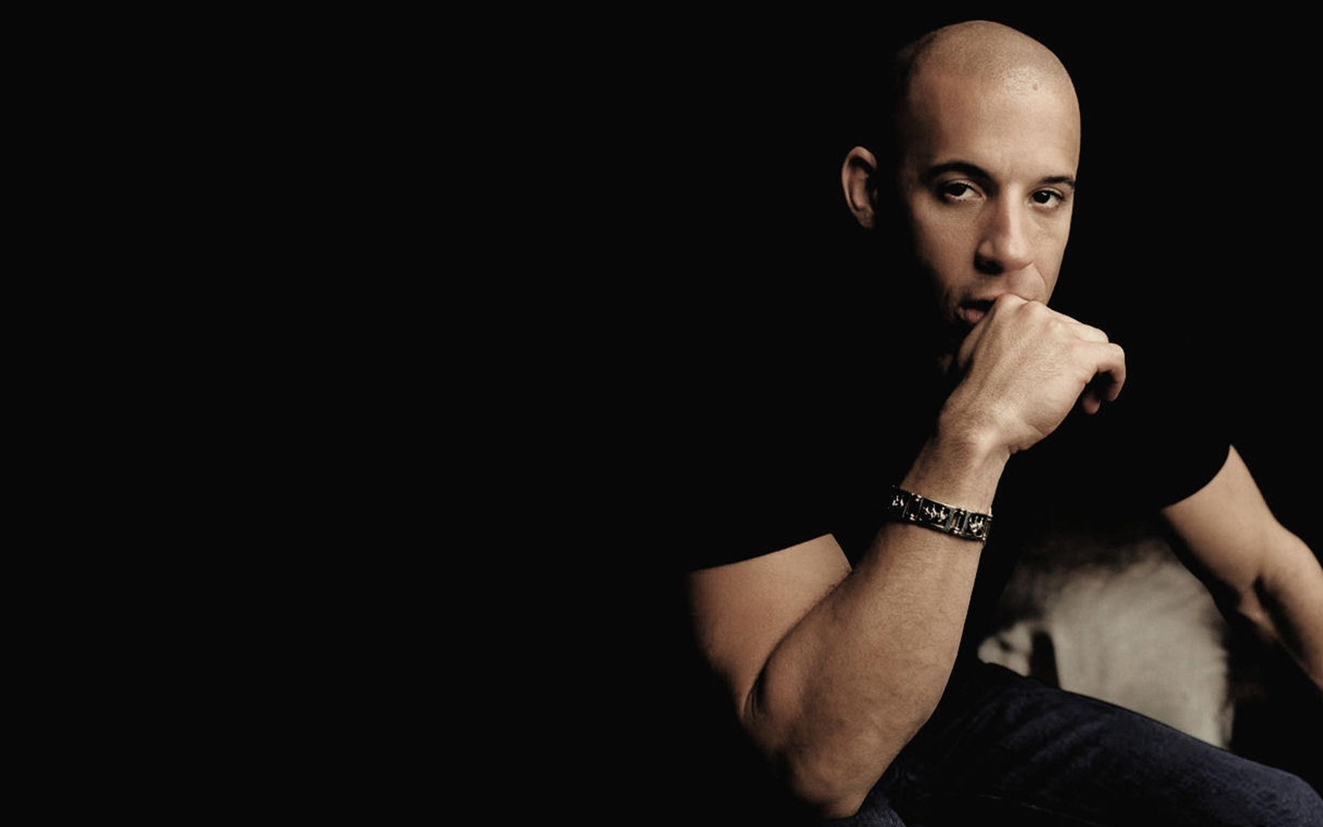 vin diesel Handsome  height and weights