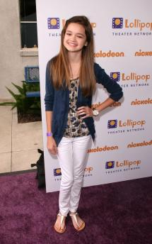 Ciara Bravo Figure Height And Weights