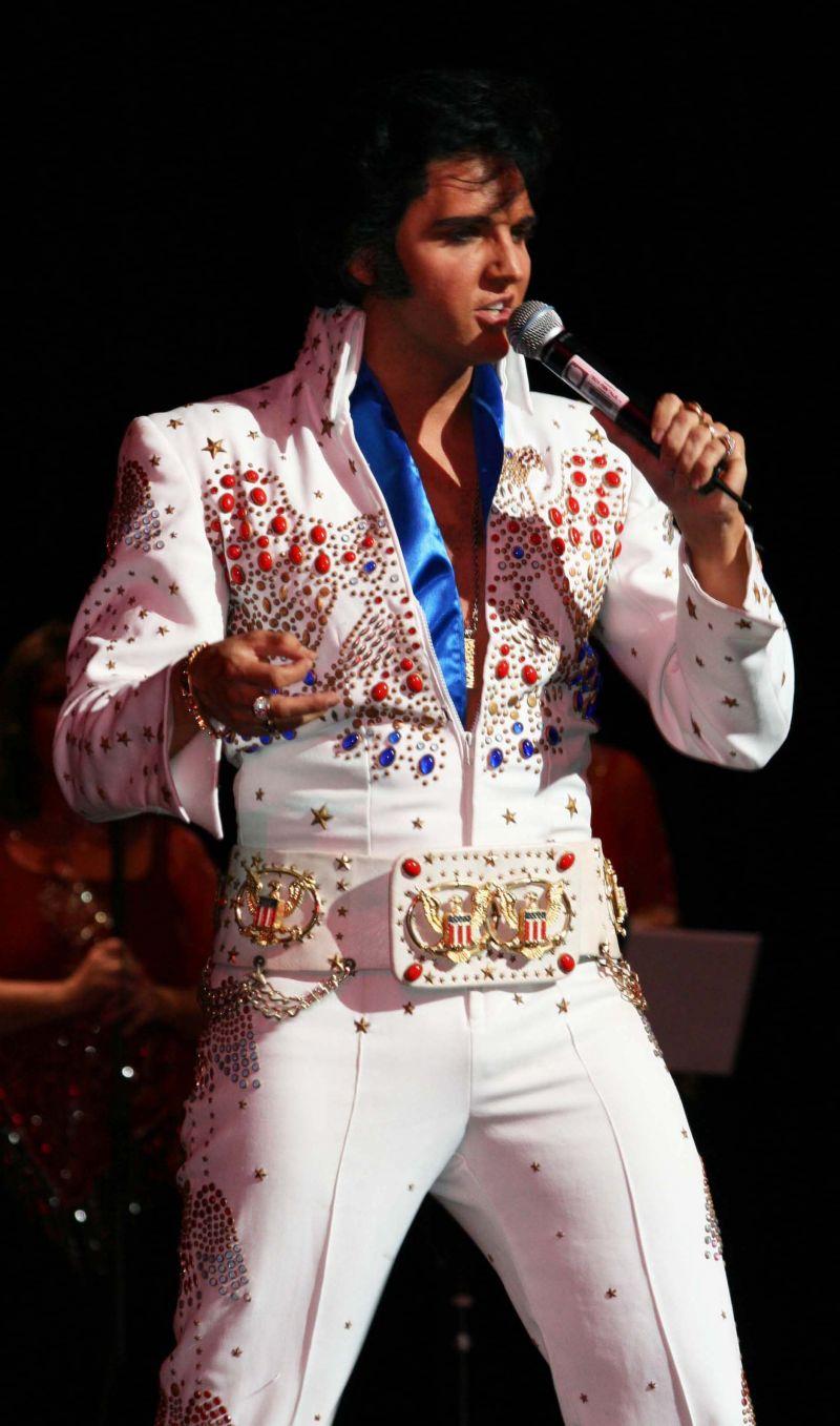 Elvis Light Pictures