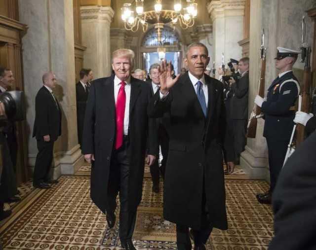 Donald Trump's height 4