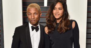 Pharrell Williams wife dp