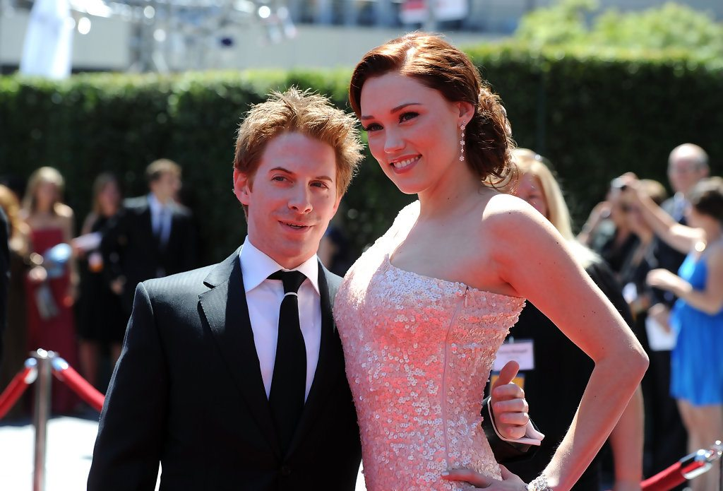 Seth Green's height 3