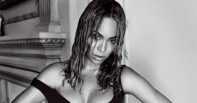 Beyonce wet style