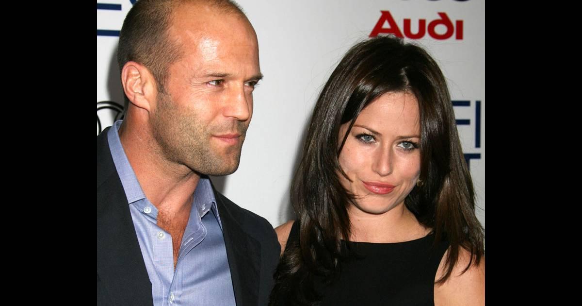 Jason Statham married 7