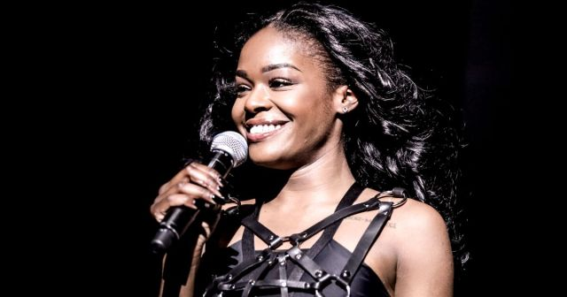 Azealia Banks height 1