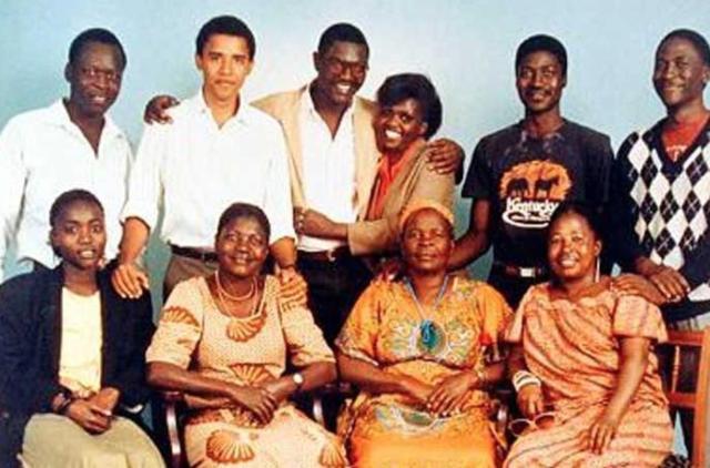 Barack Obama's mother 6