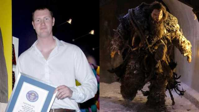 Neil Fingleton's movies 5