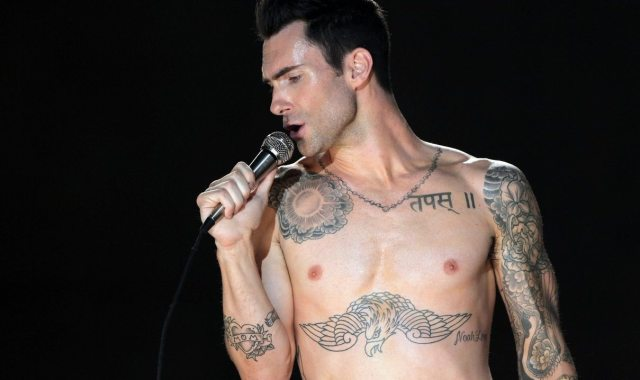 Adam Levine's Tattoos