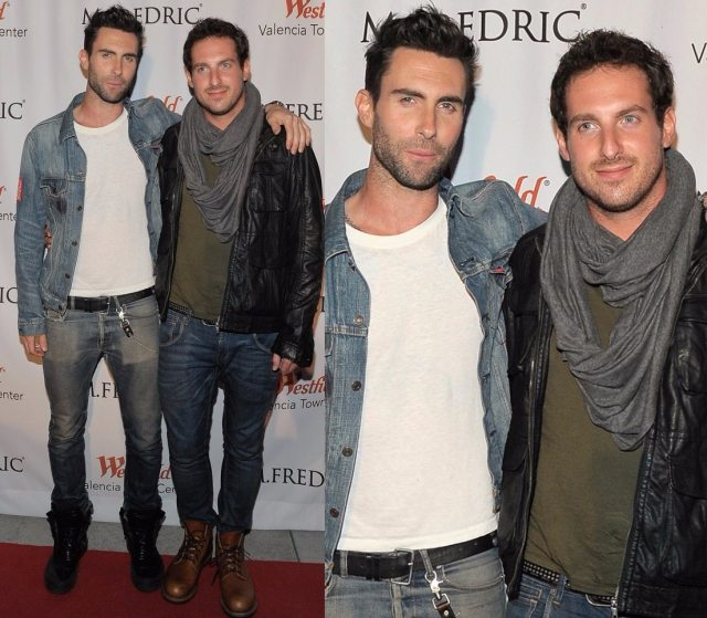 Adam Levine's Brother, Michael Levine