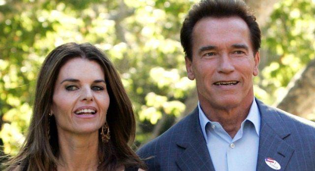 Arnold Schwarzenegger's affair wife