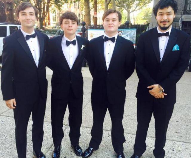 Bill Murray - sons