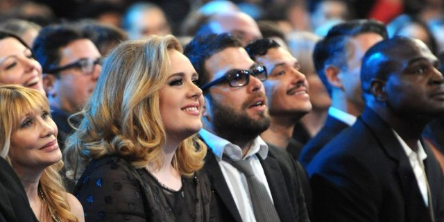 Adele's father 8