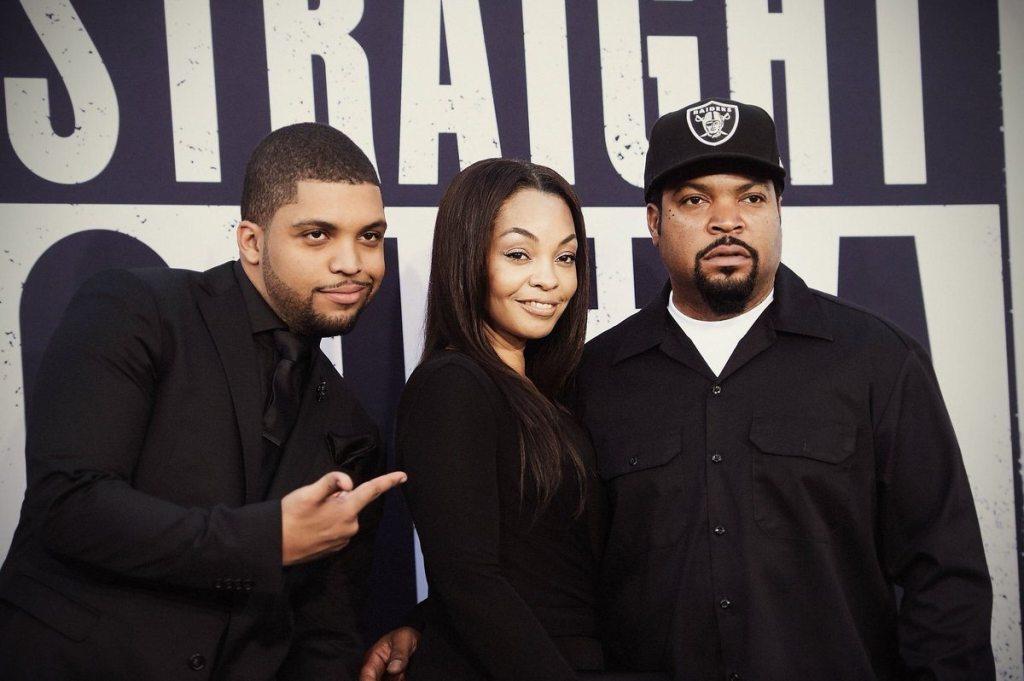Ice Cube's family 6