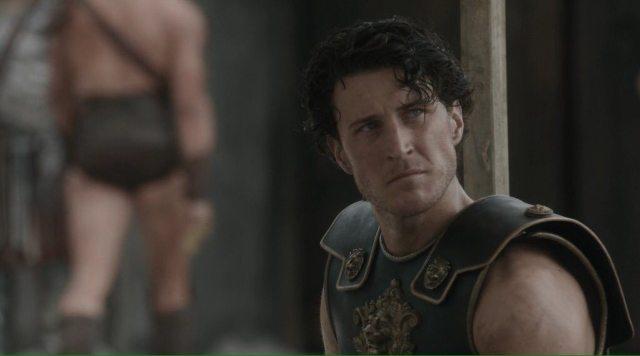 Genevieve aitken in roman empire reign of blood s01e04 - 3 part 2