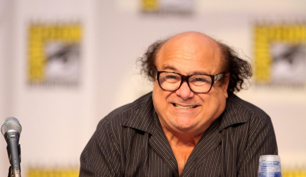Danny Devito's height dp
