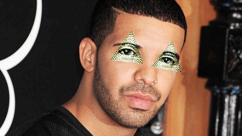 Drake's house Illuminati