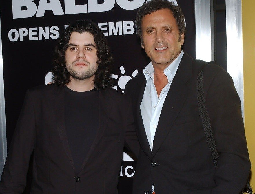 Sylvester Stallone Son And Brother
