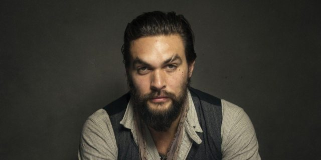 Jason Momoa's height 2