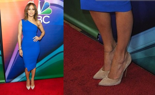 Jennifer Lopez shoes 2