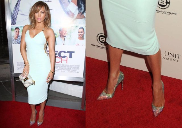Jennifer Lopez shoes 6