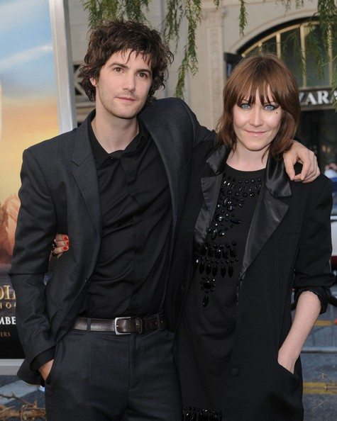 Jim Sturgess girlfriend Mickey OBrien