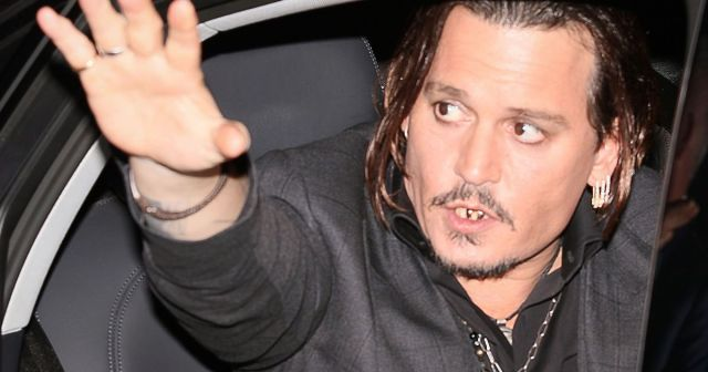 Johnny Depp's teeth 10