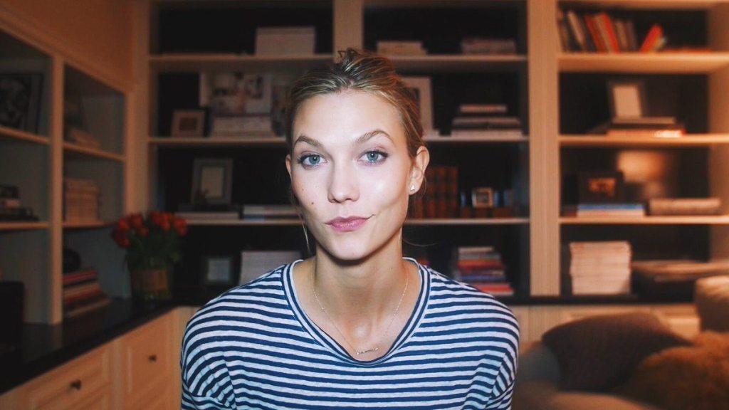Karlie Kloss height 4